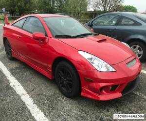 2002 Toyota Celica GT for Sale