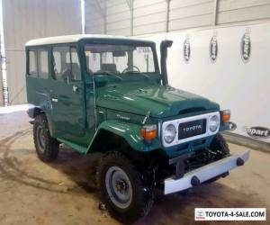 1978 Toyota Land Cruiser CLEAN TITLE/Land Cruiser FJ40/ AC for Sale