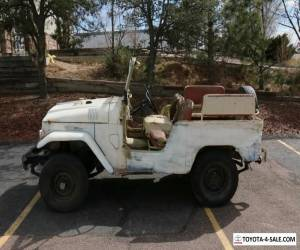 1962 Toyota Land Cruiser FJ40 for Sale