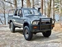 1990 Toyota Hilux SR5