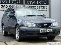 Toyota Avensis 1.8 GS VVT-I Estate 2001