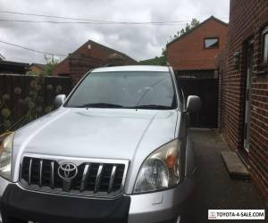 Toyota Landcruiser 3.0 D-4D LC5 for Sale