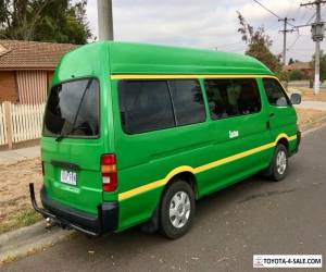 toyota commuter bus for Sale