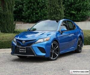 2018 Toyota Camry XSE V6 / LEATHER / PANO SUNROOF for Sale