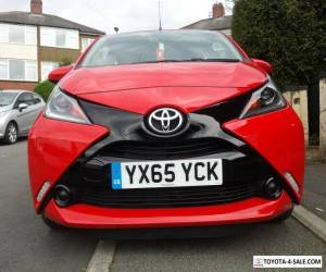 2015 (65 Plate) Toyota Aygo 1.0 Litre VVTi X- Play Model in Milano Red for Sale