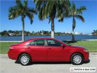 2009 Toyota Camry LE 1OWN LOW 32K MILES CLEAN CARFAX COROLLA AVALON