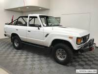 1985 Toyota Land Cruiser FJ60 Custom