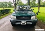 1997 TOYOTA LAND CRUISER 3.0 TD AUTO 8 SEATER for Sale