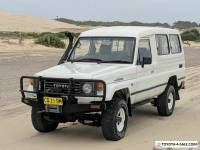 1980 Toyota Land Cruiser Troopcarrier