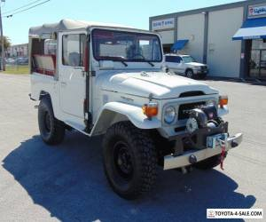 1981 Toyota Land Cruiser FJ43 for Sale