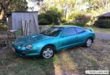 1997 Toyota Celica Manual for Sale