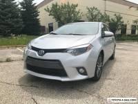 2016 Toyota Corolla Premium