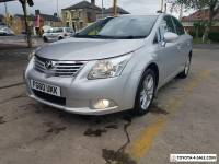TOYOTA AVENSIS 2010 TR VALVEMATIC - Low Mileage 68K