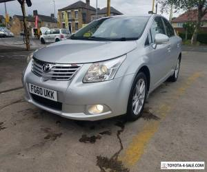 TOYOTA AVENSIS 2010 TR VALVEMATIC - Low Mileage 68K  for Sale