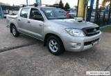 2009 Toyota Hilux KUN16R SR Gold Manual M Utility for Sale