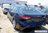 2020 Toyota Corolla Sedan LE (CVT) for Sale