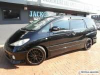 2004 Toyota Estima ACR30 AERAS S Black Automatic 4sp A Wagon