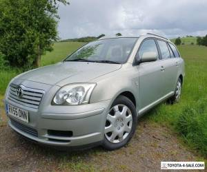 TOYOTA AVENSIS 2005 DIESEL for Sale