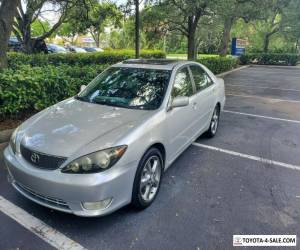 2006 Toyota Camry Se sports for Sale