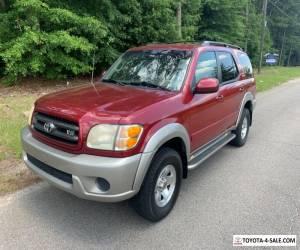 2001 Toyota Sequoia SR5 for Sale