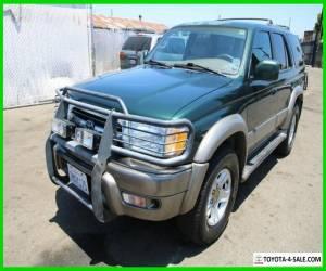 2000 Toyota 4Runner Limited V6 for Sale