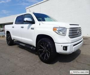 2016 Toyota Tundra Platinum for Sale