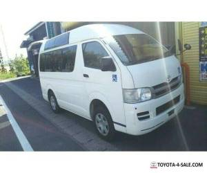 Hiace Disel  4wd KDH206K Welcab Import   for Sale