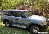 TOYOTA LANDCRUISER PRADO 8-SEATER MANUAL GXL 1997 for Sale
