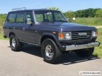 1987 Toyota Land Cruiser HJ60