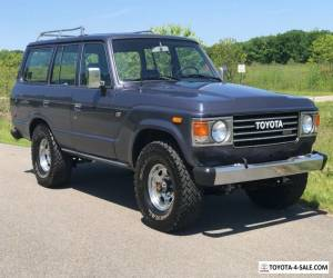 1987 Toyota Land Cruiser HJ60 for Sale
