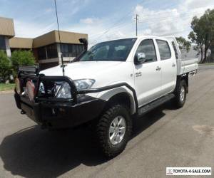 2008 Toyota Hilux KUN26R MY09 SR5 Manual 5sp M Utility for Sale