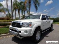 2005 Toyota Tacoma SR5 FL OWNED DOUBLE CAB 4 DR NICE!!