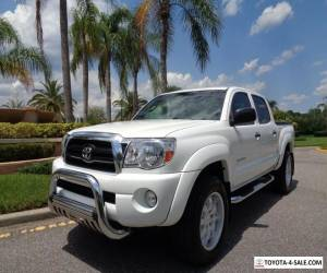 2005 Toyota Tacoma SR5 FL OWNED DOUBLE CAB 4 DR NICE!! for Sale