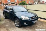Toyota RAV4 2.2 D-CAT SR 4X4 AUTO DIESAL SAT NAV HEATED LEATHER TOP SPEC PX SWAP for Sale