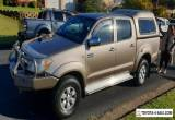2005-2006 Toyota Hilux Duel Cab 3 Ltr Turbo Diesel (Automatic)  URGENT SALE for Sale