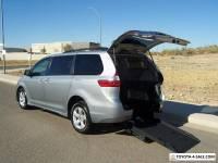 2018 Toyota Sienna LE Wheelchair Handicap Mobility Van
