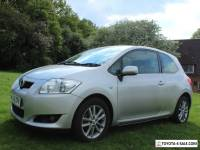SILVER TOYOTA AURIS 1.4 ONLY 75K 1 PREVIOUS LADY OWNER 2008 58'