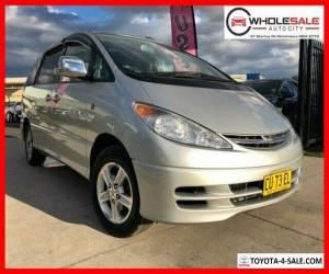 2000 Toyota Estima MCR30 Aeras Automatic A Wagon for Sale