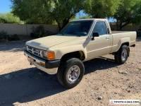 1988 Toyota Tacoma SR5 4 Wheel Drive