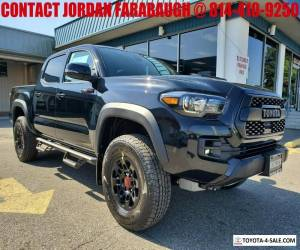 2019 Toyota Tacoma TRD Pro Double Cab 4x4 Predator Steps Navigation for Sale