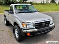2000 Toyota Tacoma NO RESERVE 1 OWNER CARFAX