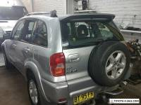 2002 Toyota RAV4 Cruiser Manual 4x4