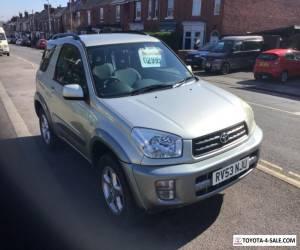 Toyota rav 4 petrol 3 door for Sale