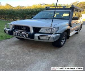 2002 Toyota Prado for Sale