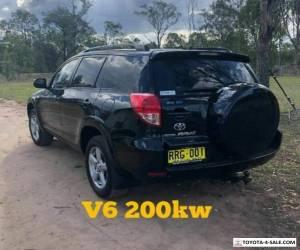 Toyota Rav4 V6  for Sale