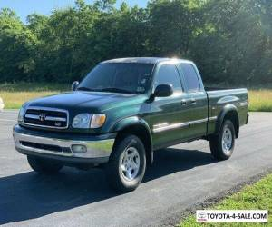 2000 Toyota Tundra Limited for Sale