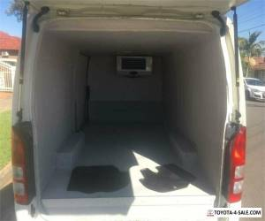 2009 Toyota HiAce Automatic A Refrigerated Van for Sale