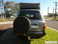 1994 Toyota Landcruiser GXL (4x4) Grey Automatic 4sp A Wagon