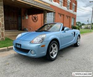 2004 Toyota MR2 for Sale