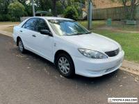 Camry Altise 4cyl - NO RESERVE